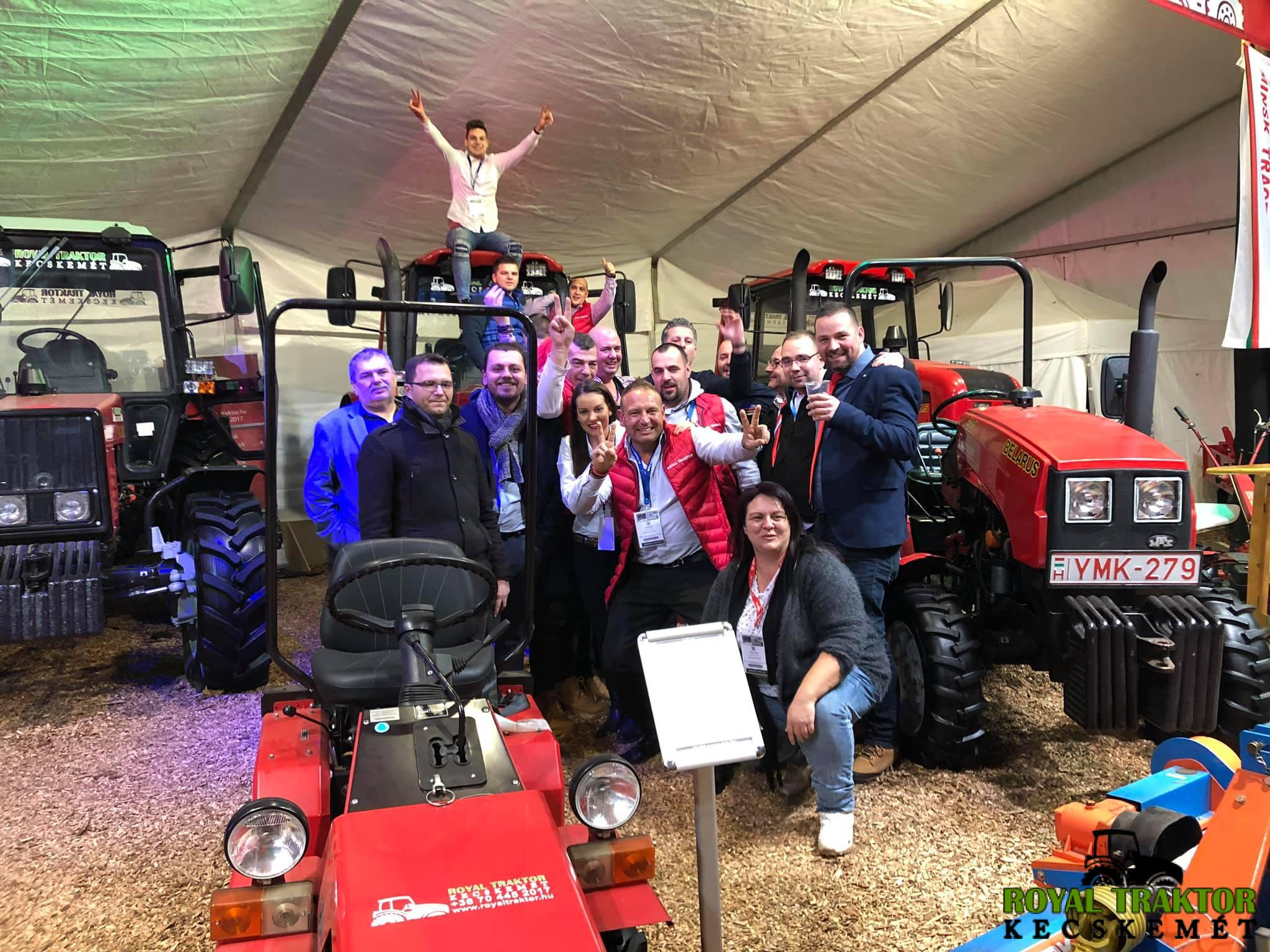 2019. 01. 23-26. - AGROMASH Expo 2019