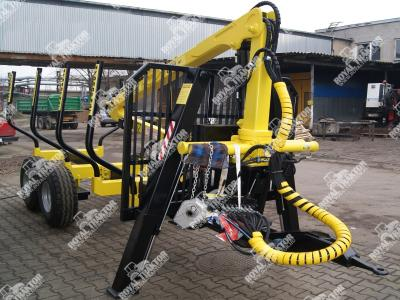 Hydrofast H7 darus kiközelítő kocsi