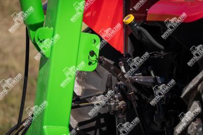 AgriMetal Big bag zsákemelő