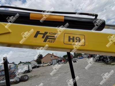 Hydrofast H9 darus kiközelítő kocsi