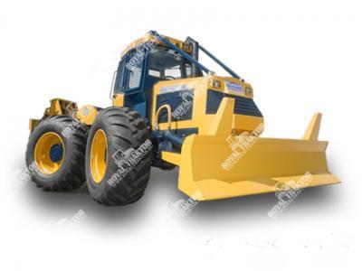 Skidder Ecotrac 120V