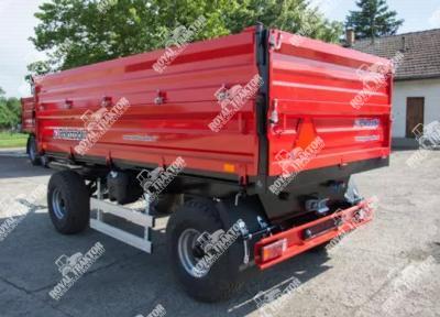 Palaz kéttengelyes pótkocsi 5T