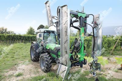 Da Ros Green MEGA duplapengés szőlő-trimmer